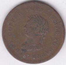 British Guiana Token 1838 Trade and Navigation Pure Copper Preferable......P61