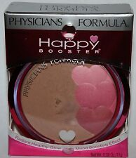 Physicians Formula HAPPY BOOSTER 2in1 Bronzer/Blush #7553 Bronze/Rose 0.38 oz **
