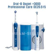Oral-B Oxyjet +3000 Professional Care Irrigator Rechargeable Electric Tool