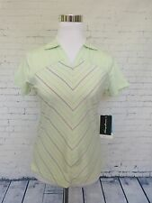 Tommy Armour Womens Golf Shirt NWT