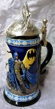 DC Comics Batman and Robin Stein Stonewear and Pewter 2001/2002