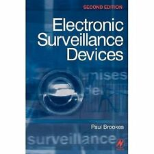 Electronic Surveillance Devices, Second Edition, Brookes, Paul, New Book