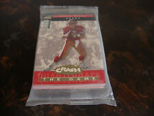1994 Collector's Choice Football---Crash The Game---Gold Set---Factory Sealed
