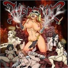 HERETIC (HOL) - Angelcunts And Devilcocks CD