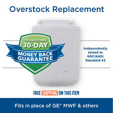 GE MWF SmartWater MWFP Comparable Refrigerator Water Filter