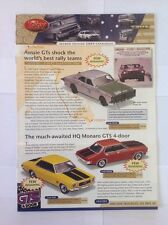 Trax Catalogue Second Edition 2004 - Holden, Ford, Valiant, Chrysler Model Cars