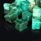 300.05 Cts Natural COLOMBIAN Emerald Gemstone UNPOLISHED Rough Cube LOT ##