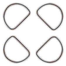 25 - Counrty Brook Design® 2 Inch Heavy Welded D-Rings