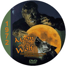 "Moon of the Wolf (1972) Classic SciFi and Horror ""B"" NR CULT Movie DVD"