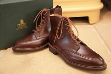 Crockett and Jones Galway 2 Country Calf Leather Boots Shoes Size UK 8.5