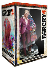"FAR CRY 4 - Pagan MIn: King of Kyrat 9"" Vinyl Figure / Statue  (Ubisoft) #NEW"