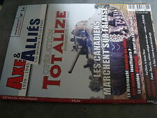 µ? revue Axe & Allies n°24 Operation Totalize Wittmann Donitz Stuka