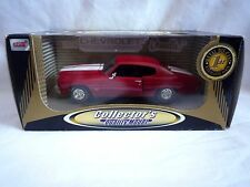 ANSON  DIE CAST 1970 CHEVROLET CHEVELLE QUALITY COLLECTORS MODEL 1:26 SCALE