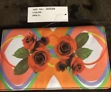 Wallet Flowers Pattern new freeship Wholesale Lot Of 25