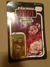 VINTAGE 1983 Kenner Star Wars Return of the Jedi Chief Chirpa Figure MOC