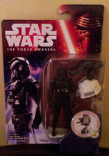 FIRST ORDER TIE FIGHTER PILOT STAR WARS THE FORCE AWAKENS FIGURE + DISCOUNT NEW
