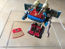 Transformers G1 1985 SMOKESCREEN loose figure hasbro takara