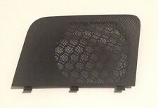 AUDI A3 8P BLACK DRIVERS SIDE REAR R SPEAKER COVER GRILL TRIM 8P3035436 04-12