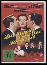 DVD DIE NACHT VOR DER HOCHZEIT - CARY GRANT + JAMES STEWART ***NEU***