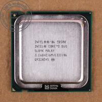 Intel Core 2 Duo E8500 - 3.16 GHz (EU80570PJ0876M) 775 SLAPK SLB9K CPU 1333 MHz