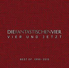 DIE FANTASTISCHEN VIER - VIER UND JETZT (BEST OF 1990-2015)  CD NEU