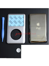 front +back housing case+ center button for ipod 6th 6.5th classic 120gb
