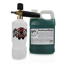 Chemical Guys EQP312 TORQ Professional Foam Cannon and Honeydew Snow Foam Cle...