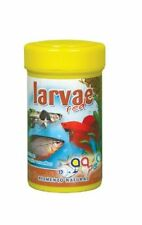 Freeze Dried Bloodworms Food for Fish Aquarium Tank  - 100 ml