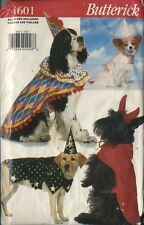 dog canine Halloween costume pattern devil wizard clown princess fairy all sizes