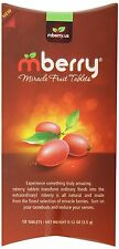 mberry Miracle Fruit Tablets, 10-Count, New, Free Shpping