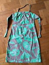 Robe Dress Roxy Quicksilver Verte Green T5 Bustier