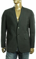 New Mens Calvin Klein Core Body Slim Fit Fine Stripe Sportcoat Blazer Jacket XL