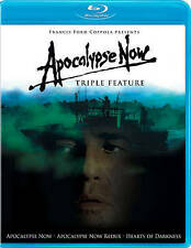 Apocalypse Now Triple Feature (Blu-ray Disc, 2016)