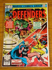 DEFENDERS #91 VOL1 MARVEL COMICS DAREDEVIL APPS JANUARY 1981
