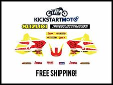 For Suzuki DRZ400 Decal Sticker Kit DRZ 400 400E 400S 2000-2013