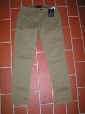 CAMPUS by MARC O'POLO Basic Chinos Chino Hose olive grün Gr. 34 W26 NEU