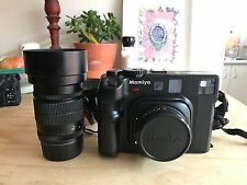 Mamiya 6 Medium Format 120mm Camera with 75mm f3.5 and 150mm f4.5 lenses