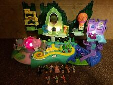 Vintage Polly Pocket Wizard of Oz Playset Complete with Working Lights