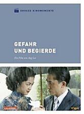 GEFAHR UND BEGIERDE DVD GROSSE KINOMOMENTE EDT NEU