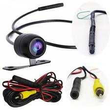 2in1 Car Rear Front / Back View CCD 170 Degrees Backup Side Front Parking Camera