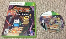 Xbox 360 ADVENTURE TIME: Explore the Dungeon Because I Don't Know Complete game