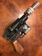 Star Wars ALL METAL! DL-44 Blaster Prop Gun Cosplay Prop Sci-fi Props