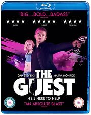 The Guest [Blu-ray] [2014] New & Sealed
