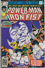 Power Man and Iron Fist #57 Marvel Comics 1979, New X-Men app, VF/NM