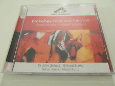 Prokofiev - Peter And The Wolf (CD Album) Used Very Good
