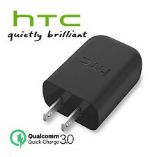 OEM HTC 10 FAST CHARGE AC Wall Charger