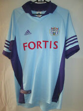 Anderlecht 2000-2001 Cup Football Shirt Size Small /9471