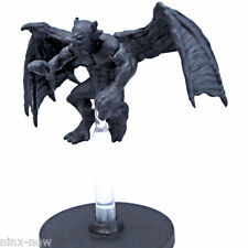 D&D Gargoyle Miniature Attack Wing Expansion Pack Painted Wizkids