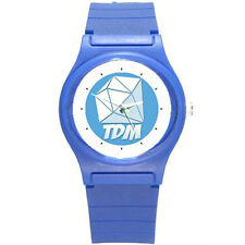 DanTDM The Diamond Minecart Boy Girl Kid Wristwatch Watch