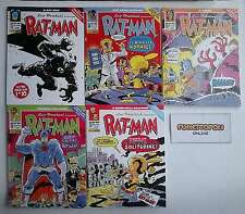 RAT- MAN Collection Lotto n.ri 113/118 OPERAZIONE RATTO Panini comics NUOVI